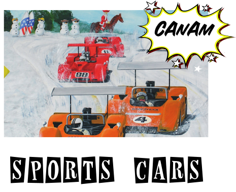 CAnAm Sports Cars